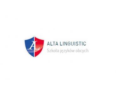 AltaLing - szkoła językowa - LOGO